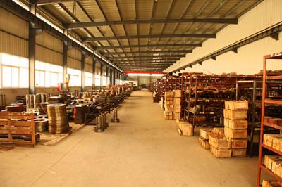 空气锤备件仓库