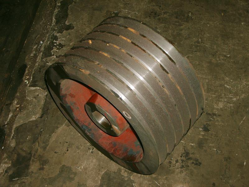供应yabo亚博体育空气锤电机皮带轮价格优惠