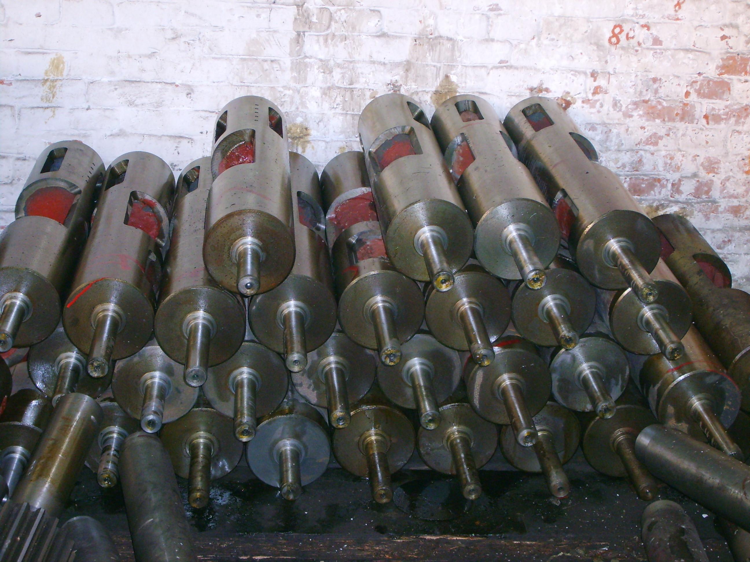 C41铁匠空气锤气门芯配件