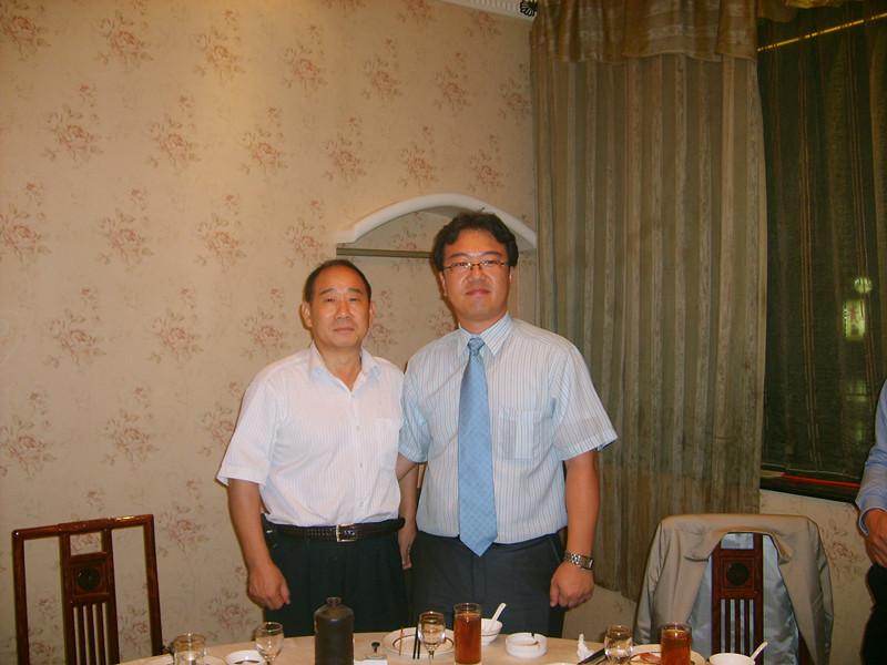 亚洲-韩国数控锤客户来访