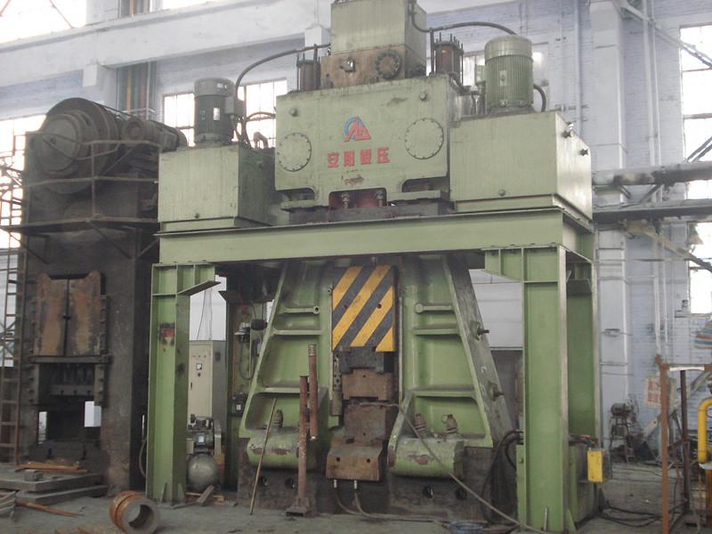 数控锤客户案例-3吨模锻数控化改造
