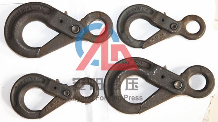 数控锤适用领域-数控锤yabo亚博体育吊钩锻件