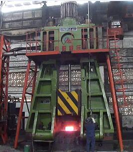 13吨全液压模锻锤yabo亚博体育船用锻件视频