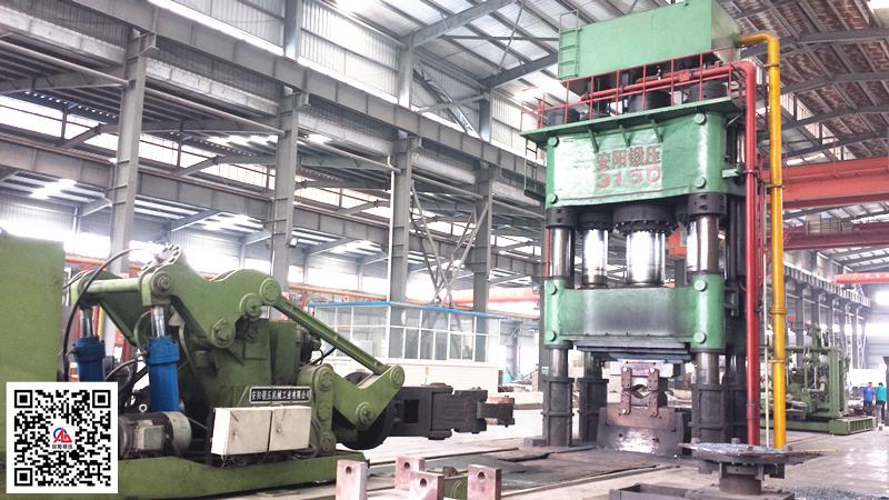 本产品销售业绩-3150吨yabo亚博体育液压机和8吨yabo亚博体育操作机在山东