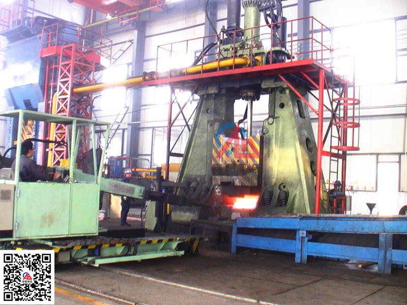 16吨液压模锻锤在衡水yabo亚博体育铁路配件