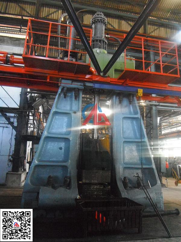 5吨模锻锤出口印度yabo亚博体育齿轮