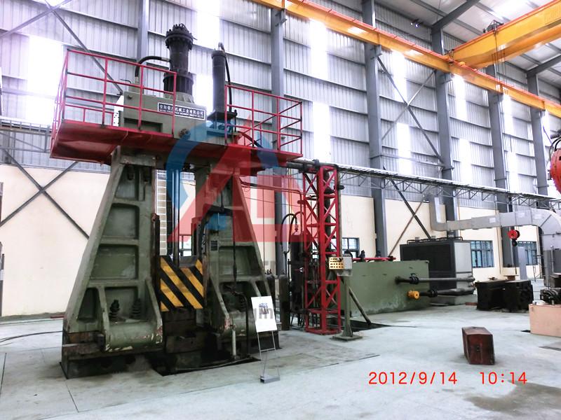 3吨模锻电液锤出口缅甸军工厂