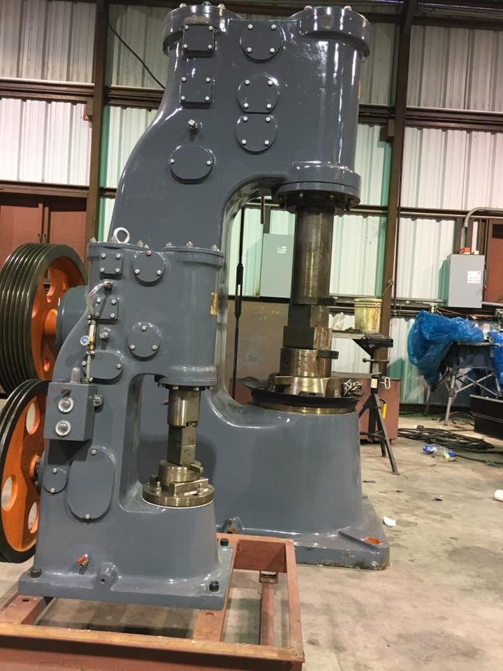 安阳锻压110KG小空气锤出口美国
