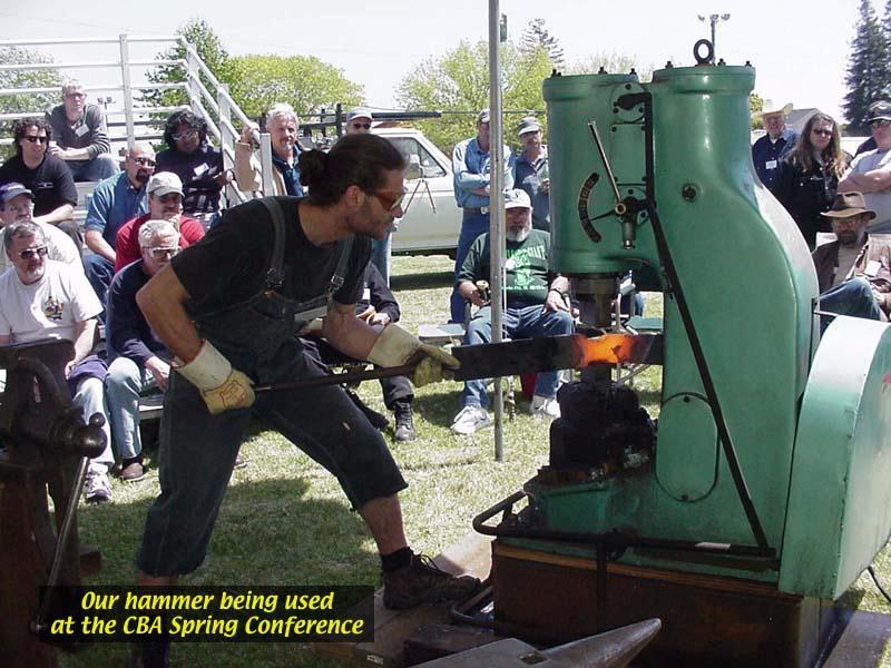 空气锤工作视频-安阳锻压C41-25KG空气锤在澳大利亚yabo亚博体育视频