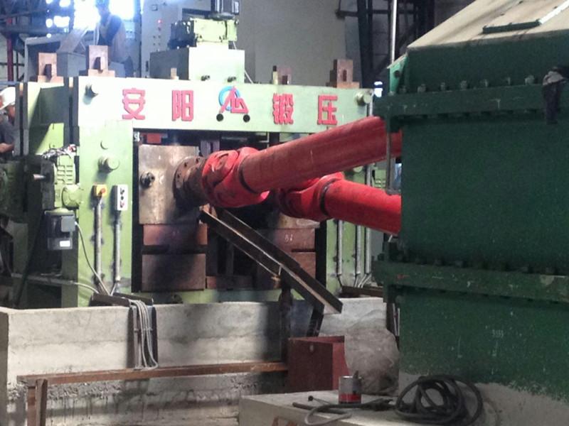 球磨钢球热轧设备生产线出口印尼
