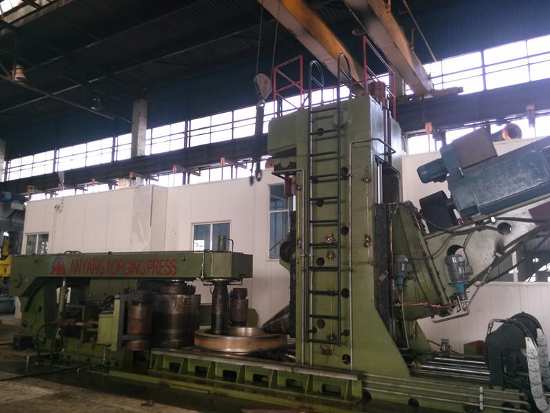 精密环件轧制扩孔机出口罗马尼亚