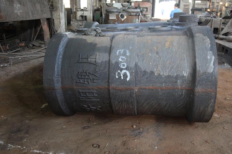 安阳锻压2吨yabo亚博体育空气锤机身