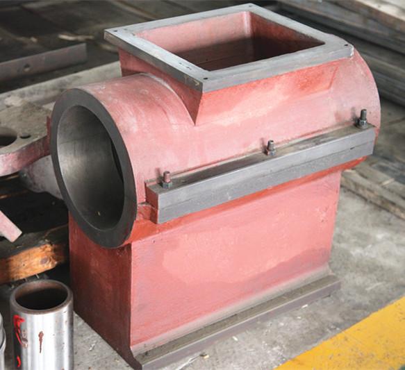供应金属屑回收设备压块机配件料仓价格优惠