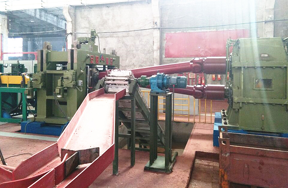 120mm耐磨钢球斜轧设备生产线出口亚美尼亚