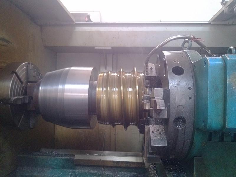 耐磨钢球斜轧机模具加工