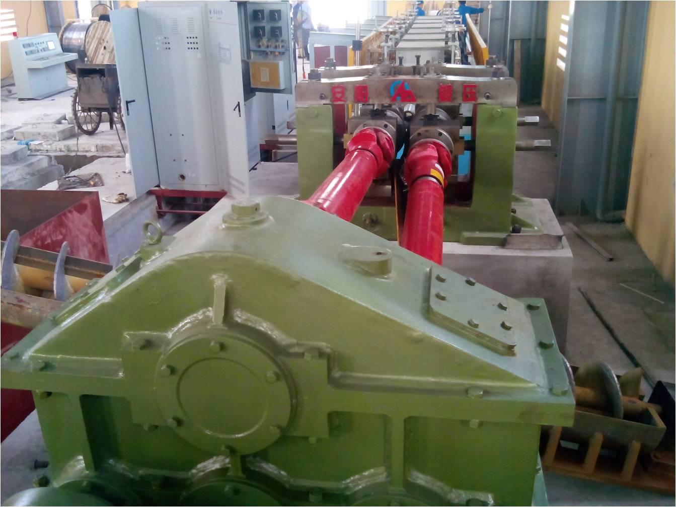 50mm热轧制研磨钢球生产线出口越南