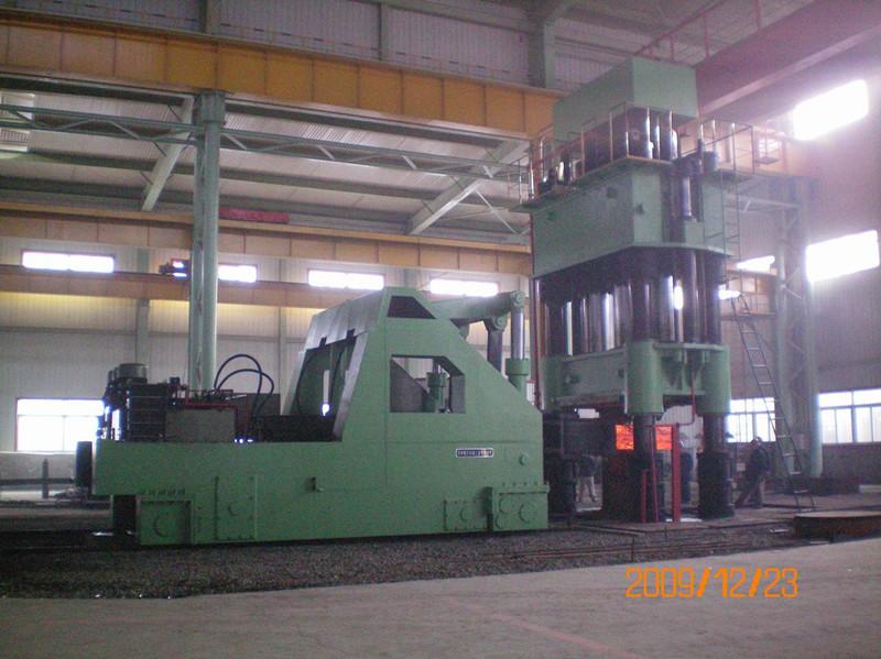 20吨重型全液压自由yabo亚博体育操作机