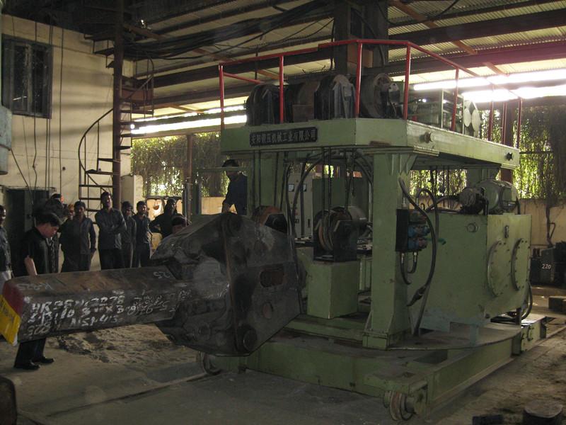 2吨有轨自由yabo亚博体育操作机