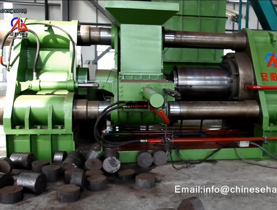 Y83-1000 金属屑压块机压铸铁屑