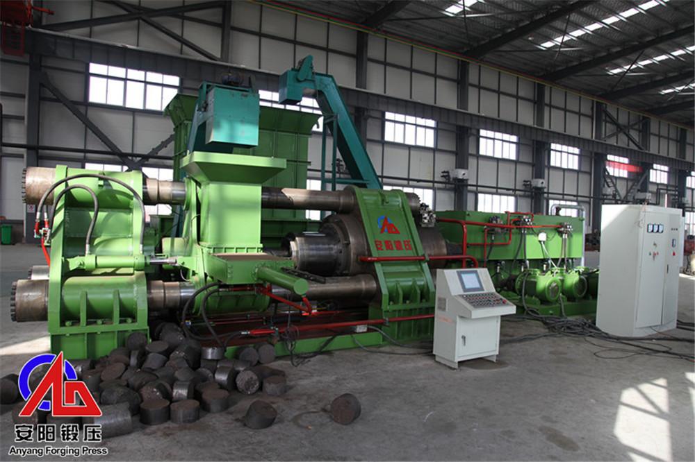 Y83-1000大型金属压块机压铸铁屑